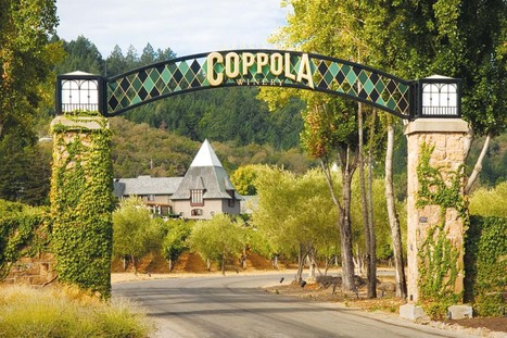 Francis Ford Coppola's wonderland of wine | Vitabella Wine Daily Gossip | Scoop.it