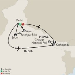 India Golden Triangle & Nepal Tour | Tropical Sails Corp | Tall Ship ... | Matlab Assignment Help | Scoop.it
