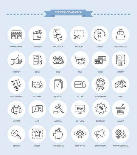 25 Useful Free Web Icon Sets | Information Technology & Social Media News | Scoop.it