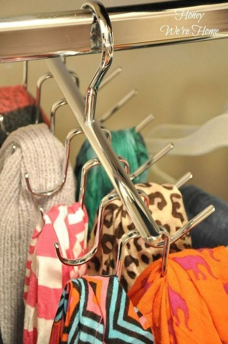Home Organization Ideas | Best Home Organizing Tips | Scoop.it