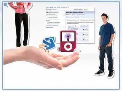 Entornos personales de aprendizaje modificado.m... | Educación y TIC | Scoop.it