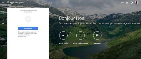 Google Hangouts a désormais son propre site web hors de Google+ - #Arobasenet.com | Going social | Scoop.it