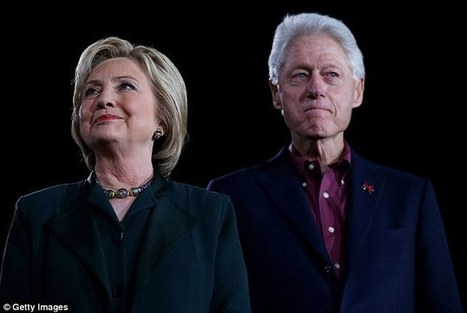 #Hillary says she does not feel like she needs to defend Bill's honor bc he has none #greed #liars | USA the second nazi empire | Scoop.it