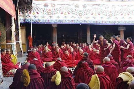 10 moines réussissent l'examen le plus élevé du bouddhisme tibétain - Quotidien du Peuple | Cosmic joke | Scoop.it