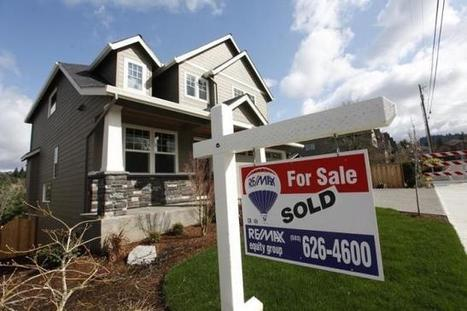 U.S. pending home sales hit nine-year high | #CRE Commercial Real Estate | Scoop.it