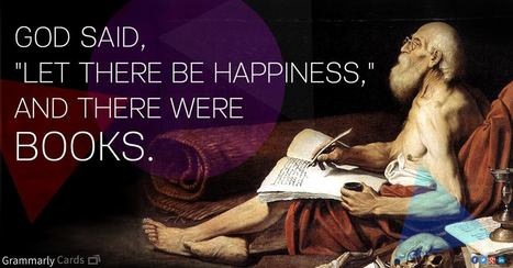 Happiness and books! | Reading books | Scoop.it