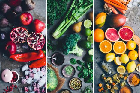 Green Kitchen Stories » Drink Your Greens (yellows & reds)! | Veggie & vegan desserts | Scoop.it