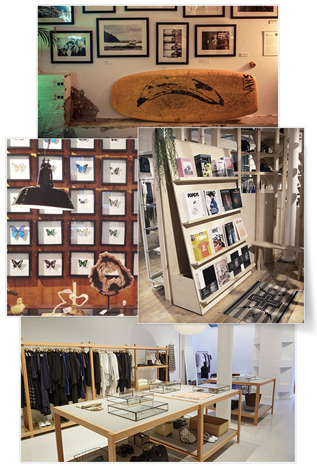 10 nouveaux concept stores autour du monde | MARKETING, MERCHANDISING, | Scoop.it