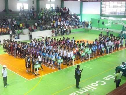 "Manzanillo TV: SE Inauguró Torneo Escolar Nacional de Básquetbol ""200 mil Estudiantes por México"" | basquetbol | Scoop.it"