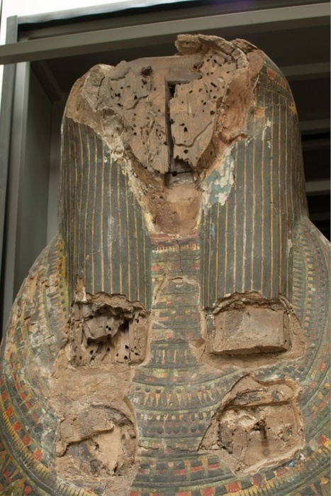 Coffin Reuse in the 21st Dynasty: How and Why did the Egyptians reuse the Body Containers of their Ancestors? | American Research Center in Egypt | Egyptology and Archaeology | Scoop.it