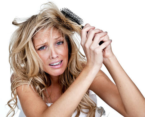 9 HAIR CARE TIPS FOR FRIZZY HAIR   Healthy Fitness Tips   Scoop.it