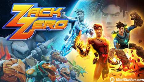 El videojuego español Zack Zero, en Steam a partir de la próxima ... - MeriStation | anime | Scoop.it