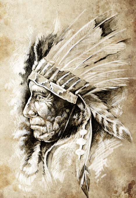 Lessons of Jung's Encounter with Native Americans | Depth Psych | Scoop.it