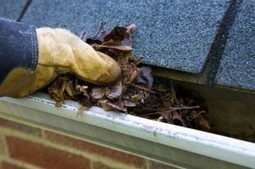 Gutter cleaning service is provided by New England Roofing company | New England Roofing | Scoop.it