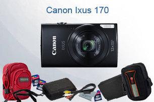 Accessoires pour Canon Ixus 170   ditesouistiti.com   Photographie   Scoop.it
