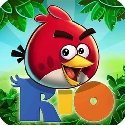 Play Angry Birds Rio 2 New version Game Free   Play Candy Crush Games   Scoop.it