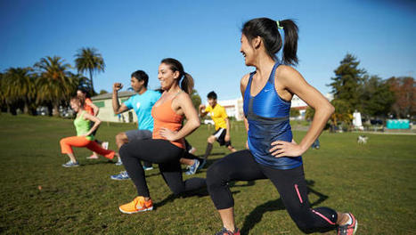 Fitmob Rethinks The Neighborhood Workout | Alchemy of Business, Life & Technology | Scoop.it