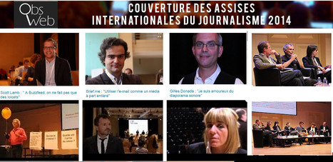 Assises internationales du journalisme 2014 | DocPresseESJ | Scoop.it