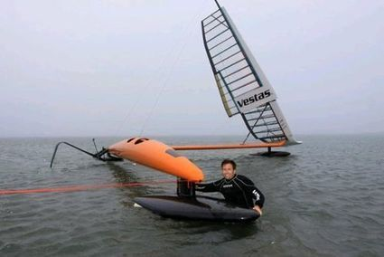 No Tech Magazine: The Fastest Sailboat in the World | Sustain Our Earth | Scoop.it