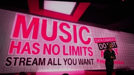 T-Mobile Jumps Ahead Of The Music Curve, And No One Notices | Musicbiz | Scoop.it