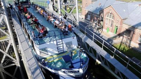 Canal du Centre historique: tous les ascenseurs sont à nouveau accessibles   Dialogue Hainaut   Scoop.it