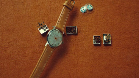 The Evolution of Product Design As Told By Citizen Watches | Design | Scoop.it