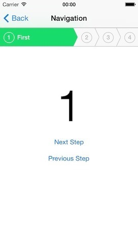 RMStepsController | Developpement iOS | Scoop.it