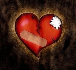 Broken Heart | Happiness+Technology | Scoop.it