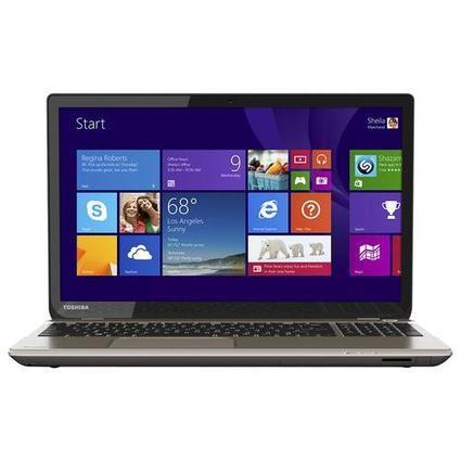 Toshiba Satellite P55T-B5262 Review - All Electric Review | Laptop Reviews | Scoop.it
