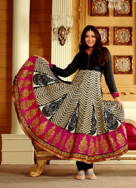 Anarkali Dresses | Latest Salwar Kameez | Scoop.it
