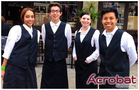 Restaurant Staffing Solutions | Acrobat Outsourcing | Hospitality Staffing Solutions | Scoop.it