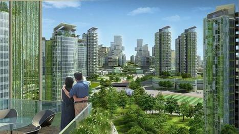 Tianjin Eco-City: Urban living for the future | 10GEO Urbanisation | Scoop.it