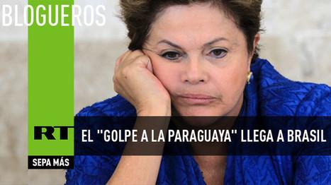 CNA: ESCÁNDALO en Brasil - Descubren audio de Temer que revela intentos de golpe de Estado | La R-Evolución de ARMAK | Scoop.it