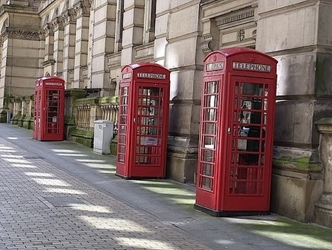 Spectrum Interactive brings WiFi hotspots to London's phone boxes | Digital Darwinism | Scoop.it