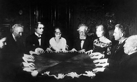 The psychology of spiritualism: science and seances - The Guardian | Psychology in Everyday Living | Scoop.it