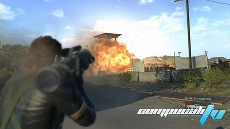 Metal Gear Solid V Ground Zeroes PC Full Español | Descargas Juegos y Peliculas | Scoop.it