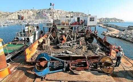 Une pêche au gros aux îles du Frioul | La préservation de l'environnement marin | Scoop.it
