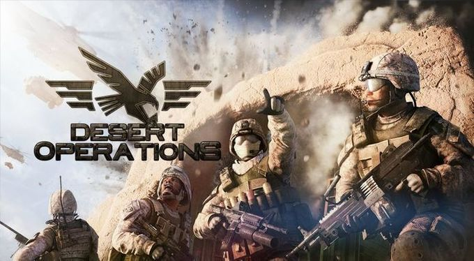 Desert Operations: Diamond Package (100% discount) - FAILMID