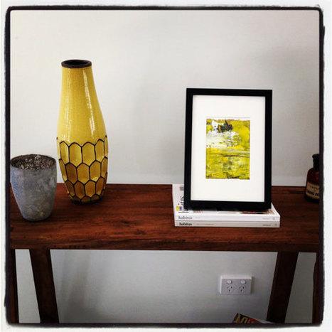 Belljar Interiors | Jane's Apple | Artist and Crafter Showcase | Scoop.it