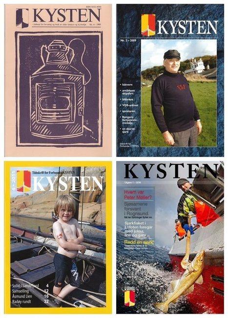 Nytt tidsskrift - Forbundet Kysten | Kystkultur i Norden | Scoop.it