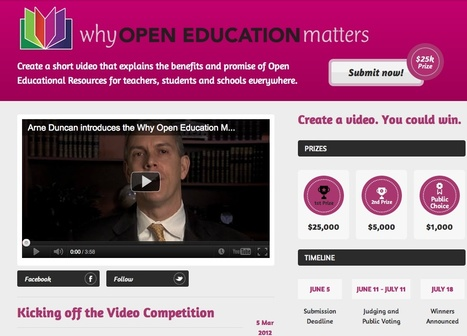Why Open Education Matters | Video for Learning | Scoop.it