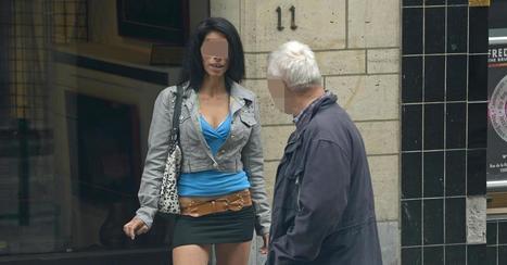 Prostitution reportage belgique
