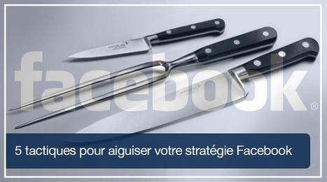 Comment réussir sa stratégie Facebook : 5 tactiques   Réseaux Sociaux   Scoop.it