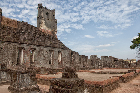 Churches and Convents of Goa | Heritage Sites in India | Scoop.it