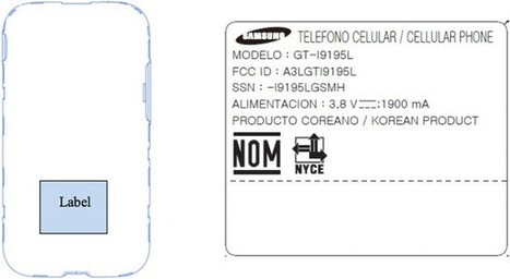 Samsung Galaxy S4 Mini returns to the FCC with AT&T-capable LTE - Engadget | Mobiles | Scoop.it