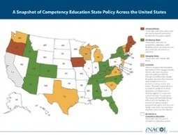 How States Are Advancing Competency Education | TRENDS IN HIGHER EDUCATION | Scoop.it