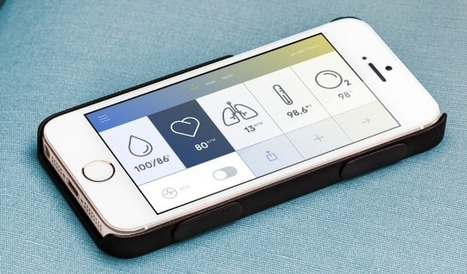 'Wello' iPhone case can track your blood pressure, temperature and more | Diabetes Social Media | Scoop.it