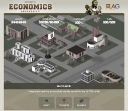 Build your own university | Serious Game Blog | GAMES PER ALFABETIZZAZIONE DIGITALE | Scoop.it