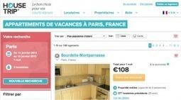 Homelidays, Airbnb et les autres – La différence et les différences. | Le blog Home'n'go | L'ère de la consommation collaborative | Scoop.it