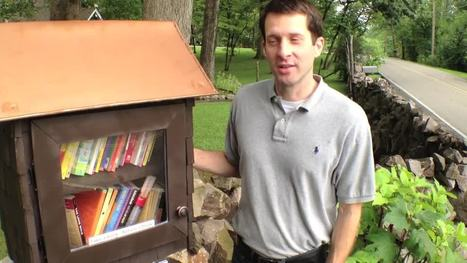Little Free Library | Tennessee Libraries | Scoop.it